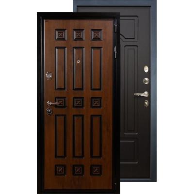 Входная дверь Лекс Гладиатор Винорит ФЛ-32 (Венге)