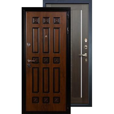 Входная дверь Лекс Гладиатор Винорит Верджиния (Венге)
