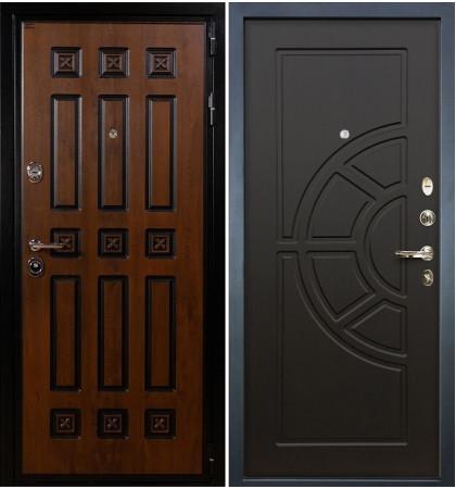 Входная дверь Гладиатор Винорит / Венге (панель №43)