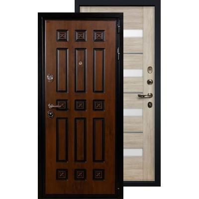 Входная дверь Лекс Гладиатор Винорит Сицилио (Кремовый ясень)