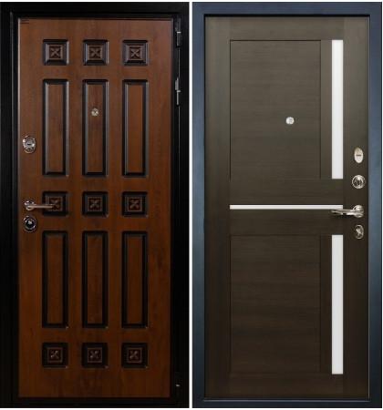 Входная дверь Гладиатор Винорит / Баджио Венге (панель №50)