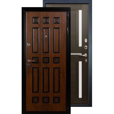 Входная дверь Лекс Гладиатор Винорит Баджио (Венге)