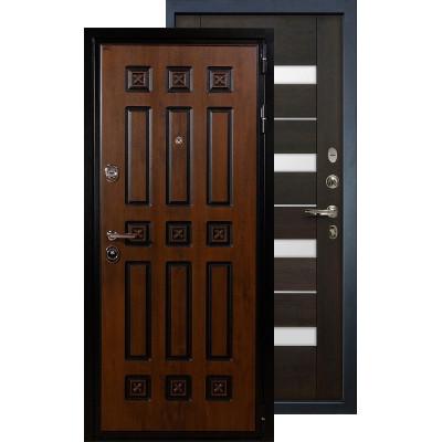 Входная дверь Лекс Гладиатор Винорит Сицилио (Венге)