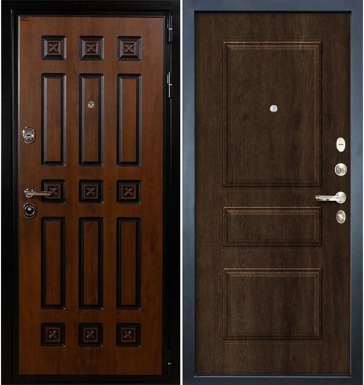 Входная дверь Гладиатор Винорит / Алмон 28 (панель №60)