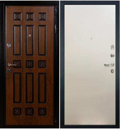 Входная дверь Гладиатор Винорит / Белый ясень (панель №62)