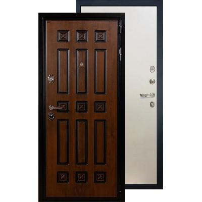 Входная дверь Лекс Гладиатор Винорит ФЛ-62 (Белый ясень)