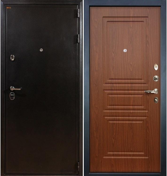 Входная дверь Колизей / Береза мореная (панель №19)
