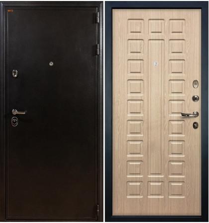 Входная дверь Колизей / Беленый дуб (панель №20)