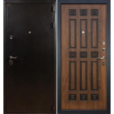 Входная дверь Лекс Колизей / Голден патина (панель №33)