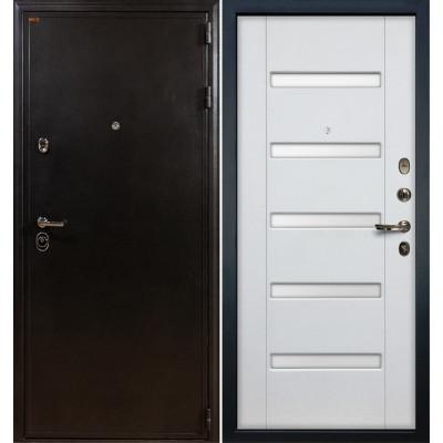Входная дверь Лекс Колизей / Белый ясень (панель №34)