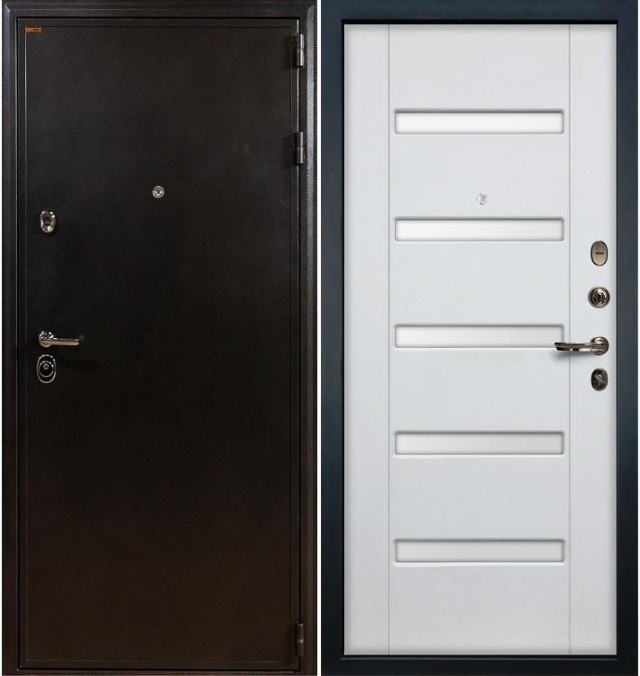 Входная дверь Колизей / Белый ясень (панель №34)