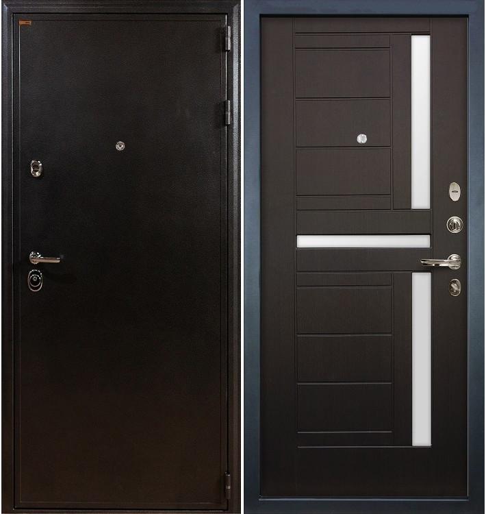 Входная дверь Колизей / Венге (панель №35)