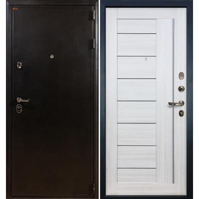 Входная дверь Лекс Колизей / Верджиния Беленый дуб (панель №38)