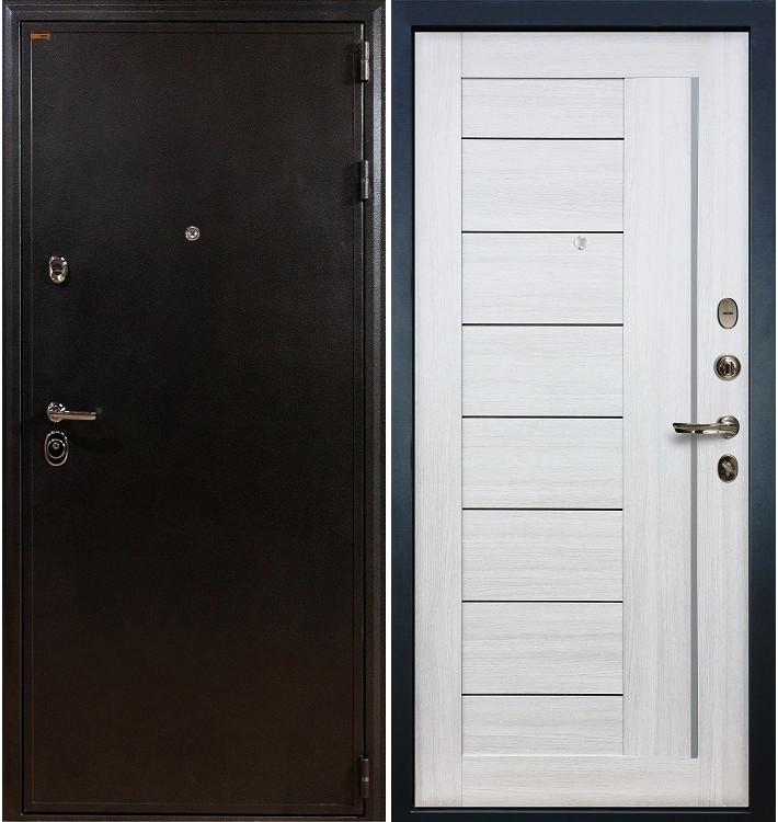 Входная дверь Колизей / Верджиния Беленый дуб (панель №38)