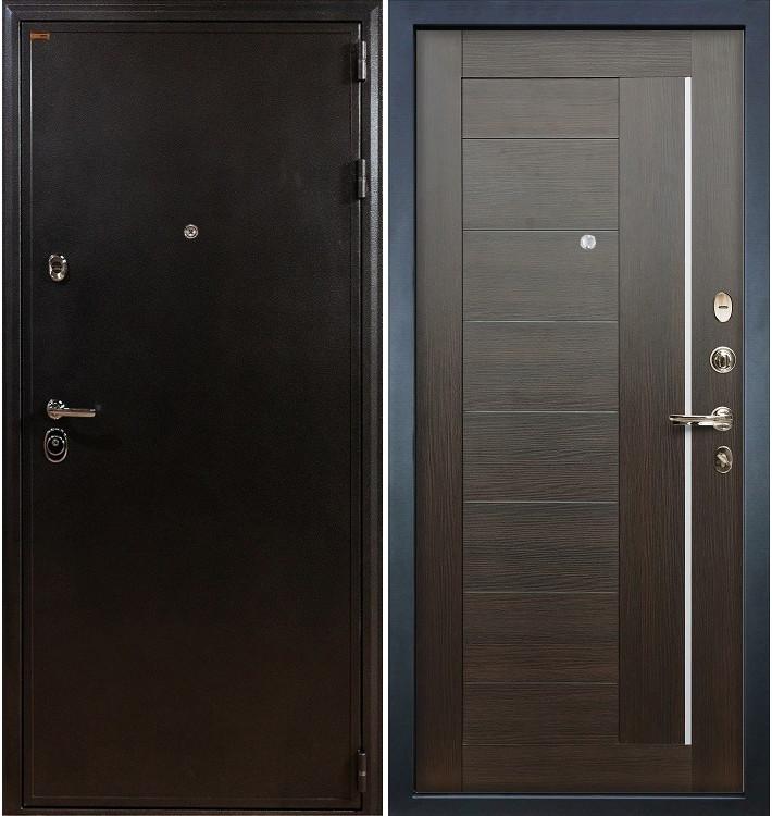Входная дверь Колизей / Верджиния Венге (панель №39)