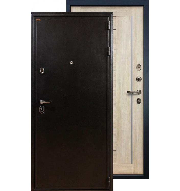 Входная дверь Лекс Колизей Верджиния (Ясень кремовый)