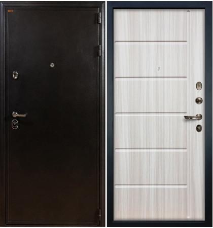 Входная дверь Колизей / Сандал белый (панель №42)