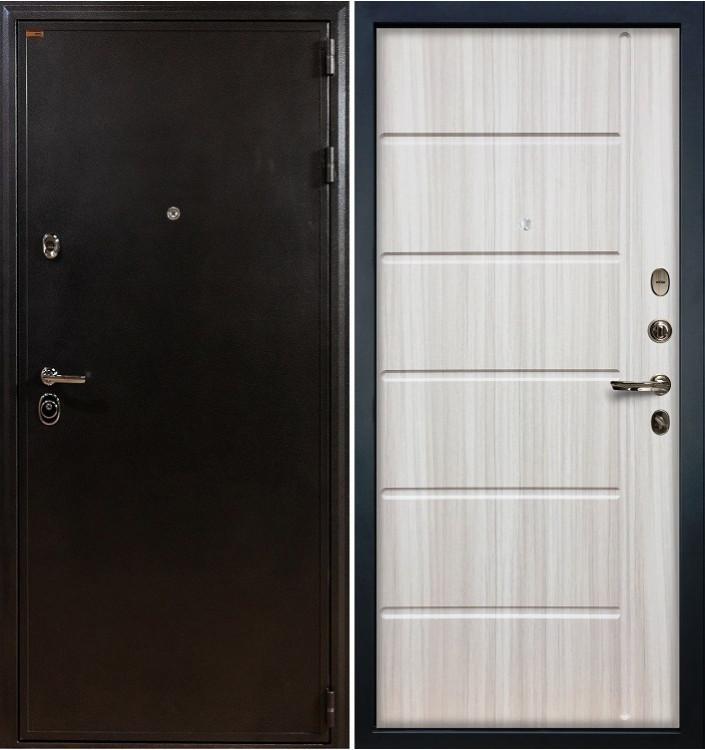 Входная дверь Лекс Колизей / Сандал белый (панель №42)