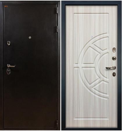 Входная дверь Колизей / Сандал белый (панель №44)