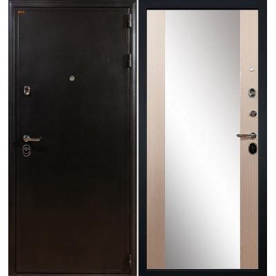 Входная дверь Лекс Колизей / Стиль Беленый дуб (панель №45)