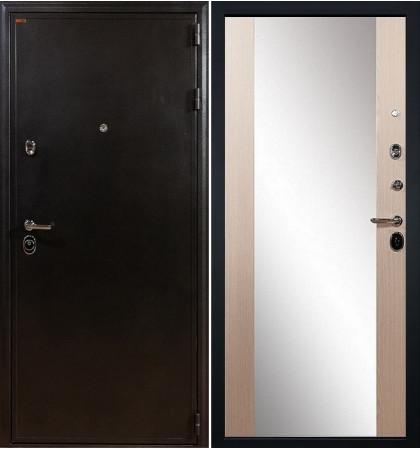 Входная дверь Колизей / Стиль Беленый дуб (панель №45)