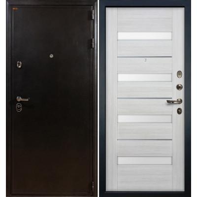 Входная дверь Лекс Колизей / Сицилио Беленый дуб (панель №46)