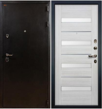Входная дверь Колизей / Сицилио Беленый дуб (панель №46)