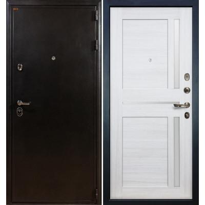 Входная дверь Лекс Колизей / Баджио Беленый дуб (панель №47)