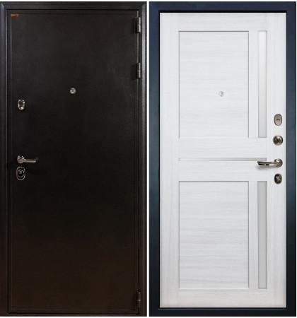 Входная дверь Колизей / Баджио Беленый дуб (панель №47)