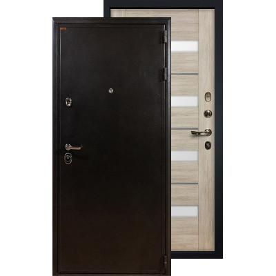 Входная дверь Лекс Витязь Сицилио (Кремовый ясень)
