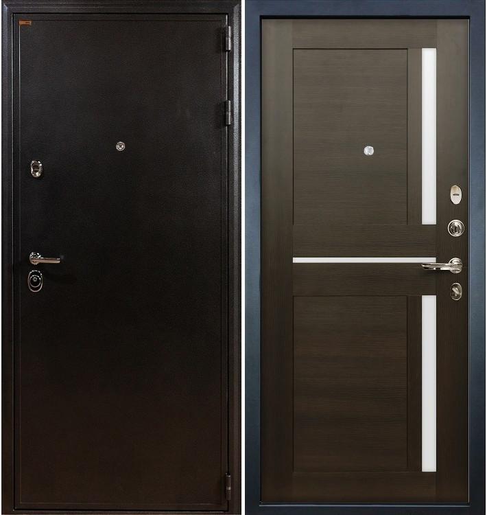Входная дверь Колизей / Баджио Венге (панель №50)