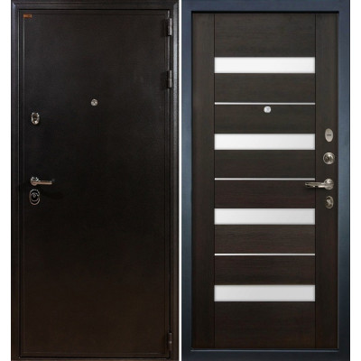 Входная дверь Лекс Колизей / Сицилио Венге (панель №51)