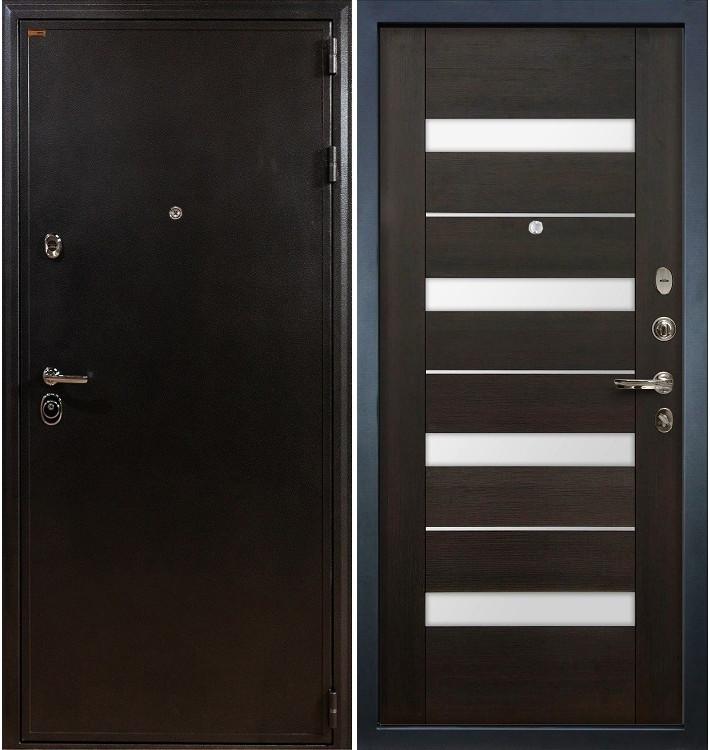 Входная дверь Колизей / Сицилио Венге (панель №51)