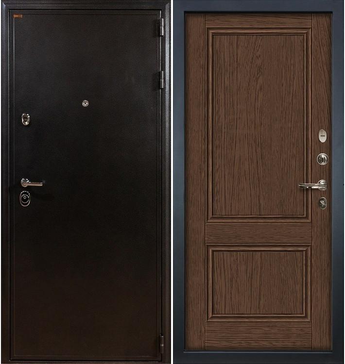 Входная дверь Колизей / Энигма Орех (панель №57)