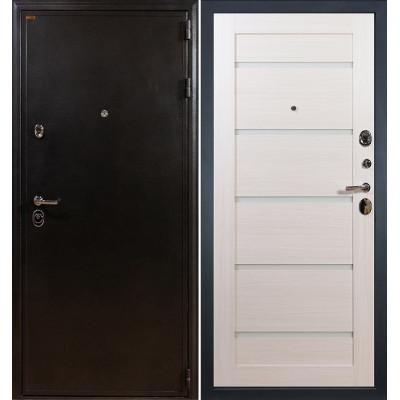 Входная дверь Лекс Колизей / Клеопатра Беленый дуб (панель №58)