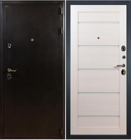 Входная дверь Колизей / Клеопатра Беленый дуб (панель №58)