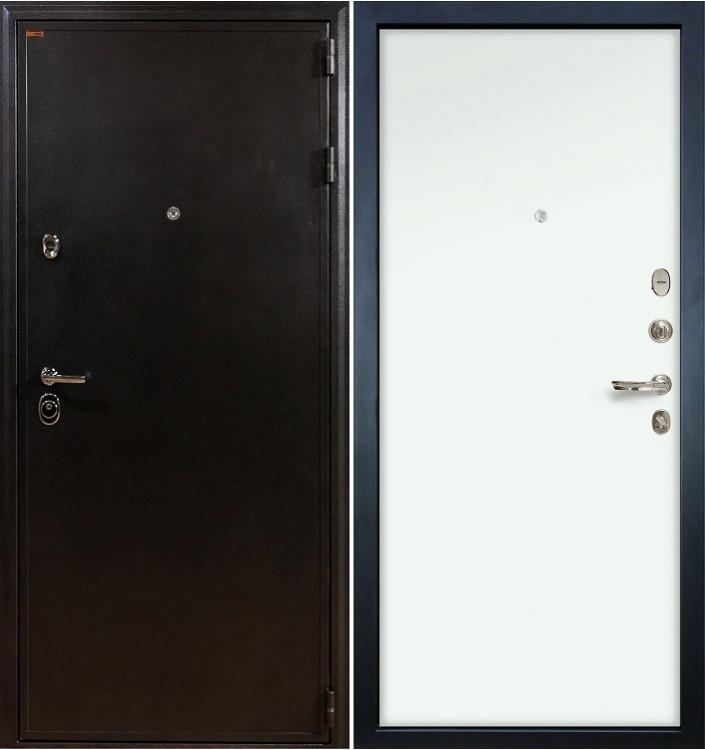 Входная дверь Лекс Колизей / Белый винорит (панель №59)
