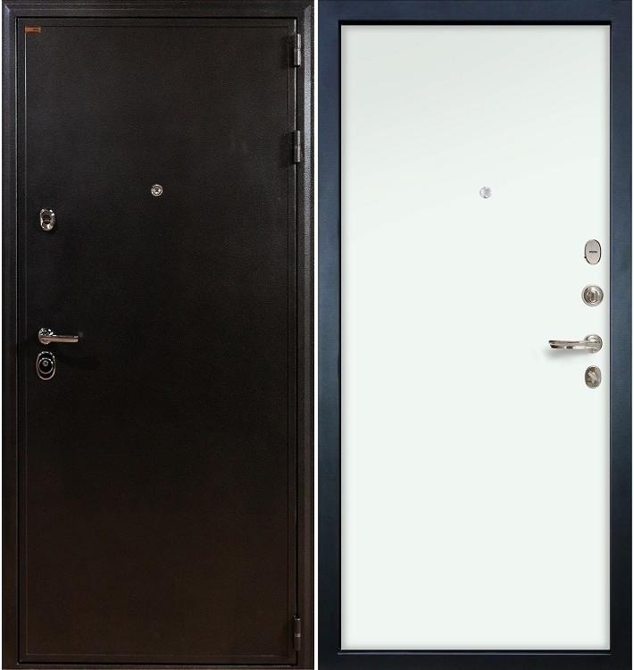 Входная дверь Колизей / Белый винорит (панель №59)