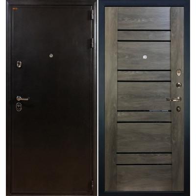 Входная дверь Лекс Колизей / Терра Графит шале (панель №64)