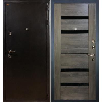 Входная дверь Лекс Колизей / Неро Графит шале (панель №65)