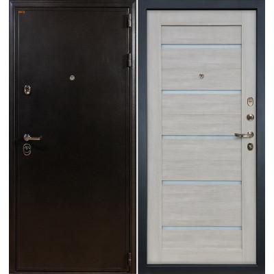 Входная дверь Лекс Колизей / Клеопатра Ясень кремовый (панель №66)