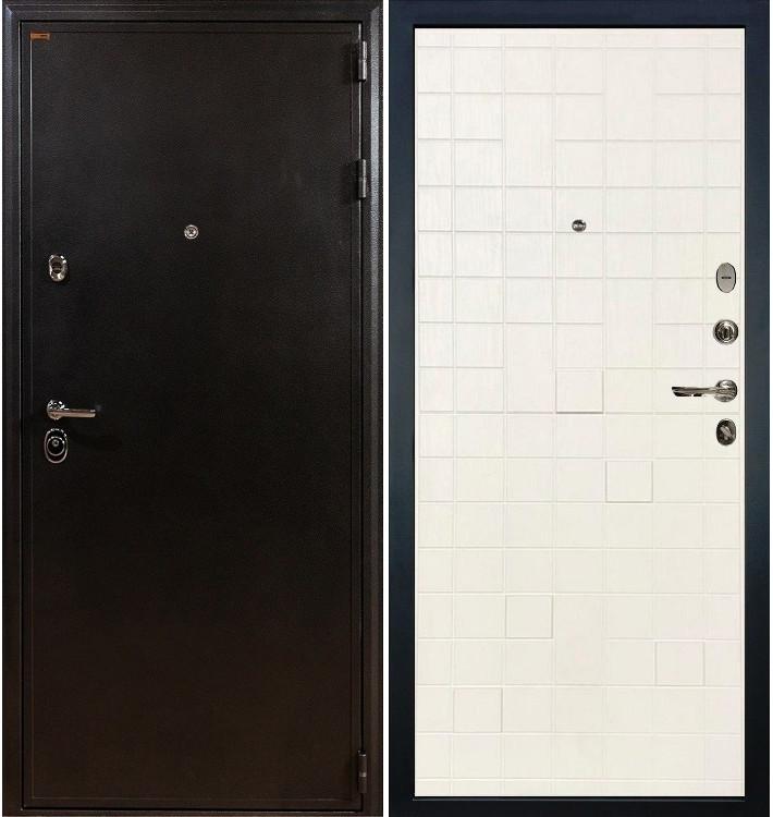 Входная дверь Колизей / Белый ясень (панель №56)