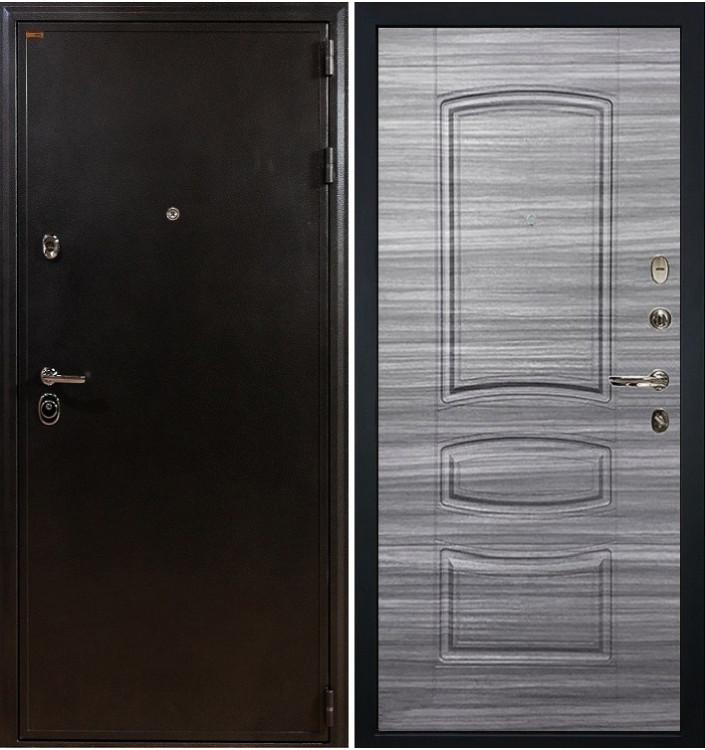 Входная дверь Лекс Колизей / Сандал серый (панель №69)