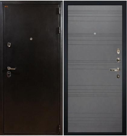 Входная дверь Колизей / Графит софт (панель №70)
