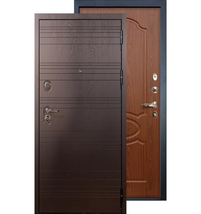 Входная дверь Лекс Легион ФЛ-12 (Береза мореная)