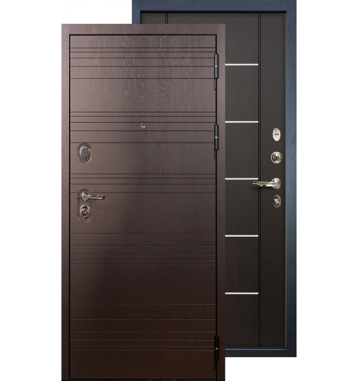Входная дверь Лекс Легион ФЛ-24 (Венге)
