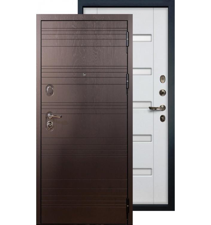 Входная дверь Лекс Легион ФЛ-34 (Белый ясень)