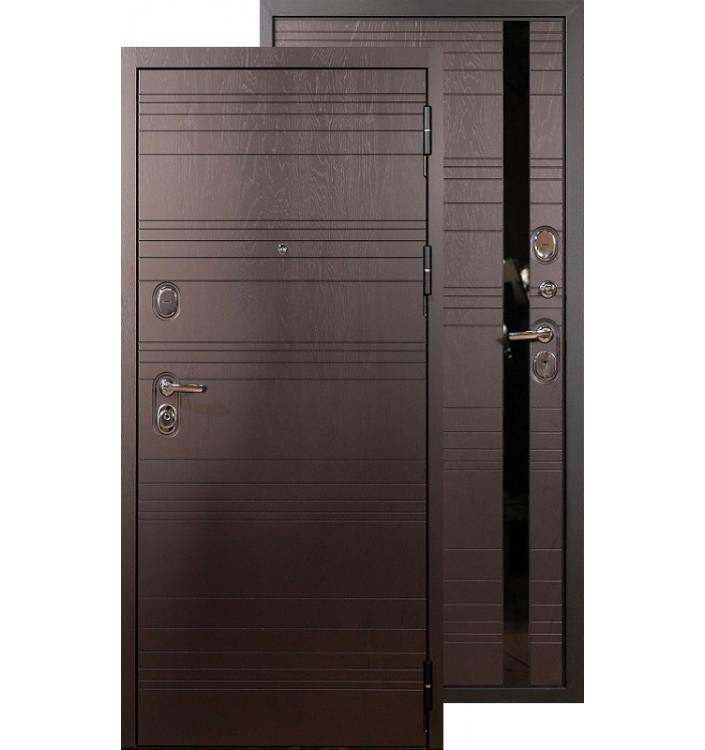 Входная дверь Лекс Легион (Ясень шоколадный)