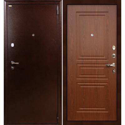Входная дверь Лекс 1А / Береза мореная (панель №19)