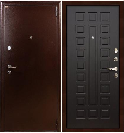 Входная дверь Лекс 1А / Венге (панель №21)